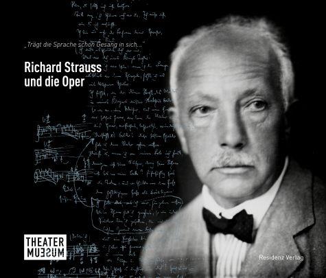 """Coverabbildung von """"Richard Strauss und die Oper"""""""
