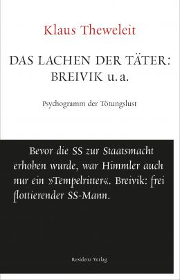 "Coverabbildung von ""The Laughter of Killers: Beivik et al."""
