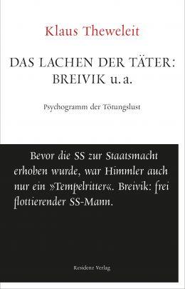 """Coverabbildung von """"Das Lachen der Täter: Breivik u.a."""""""