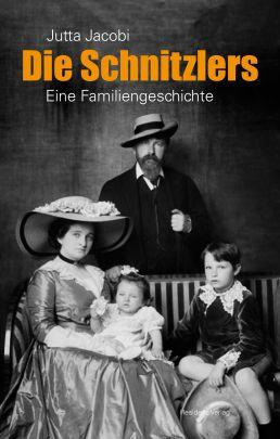 """Coverabbildung von """"Die Schnitzlers"""""""