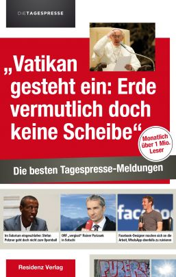 """Coverabbildung von """"Die besten Tagespresse-Meldungen 2014"""""""