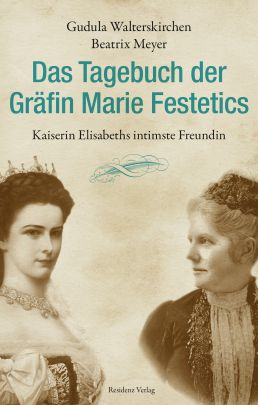 "Coverabbildung von ""Countess Marie Festetics' Diary"""