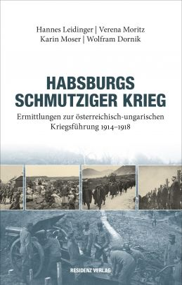 "Coverabbildung von ""The Habsburgs' Dirty War"""