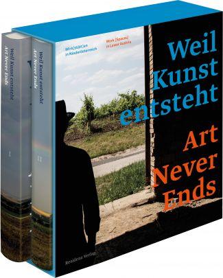 """Coverabbildung von """"Weil Kunst entsteht"""""""