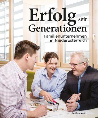 """Coverabbildung von """"Erfolg seit Generationen"""""""