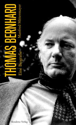 "Coverabbildung von ""Thomas Bernhard – A Biography"""