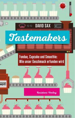 """Coverabbildung von """"Tastemakers"""""""