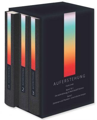"""Coverabbildung von """"Die Auferstehung im Werk Rudolf Steiners"""""""