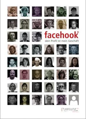 """Coverabbildung von """"facehook"""""""