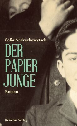 "Coverabbildung von ""The Paper Boy / Felix Austria"""