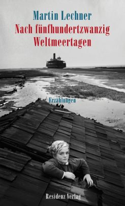 "Coverabbildung von ""After five-hundred and twenty days of sea"""