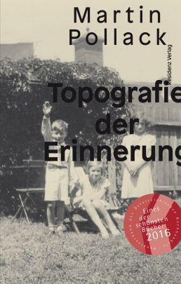 """Coverabbildung von """"Topografie der Erinnerung"""""""
