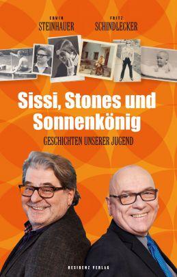 """Coverabbildung von """"Sissi, Stones und Sonnenkönig"""""""