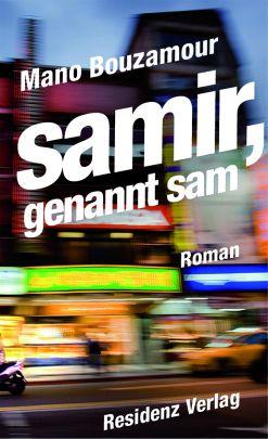 """Coverabbildung von """"Samir, genannt Sam"""""""