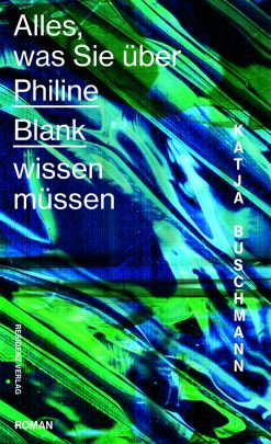 "Coverabbildung von ""Everything you need to know about Philine Blank"""