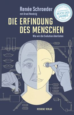 "Coverabbildung von ""The invention of humankind"""
