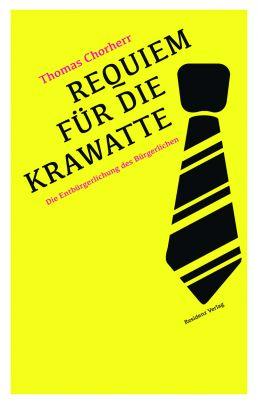 """Coverabbildung von """"Requiem für die Krawatte"""""""