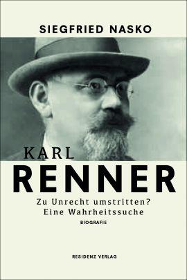 """Coverabbildung von """"Karl Renner"""""""