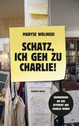 """Coverabbildung von """"Schatz, ich geh zu Charlie!"""""""