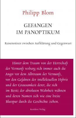 """Coverabbildung von """"Gefangen im Panoptikum"""""""