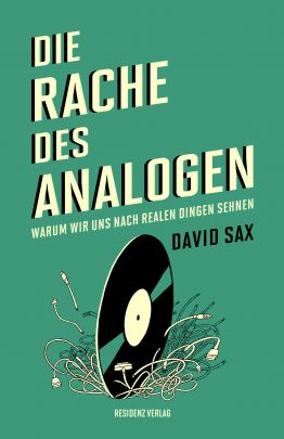 """Coverabbildung von """"Die Rache des Analogen"""""""