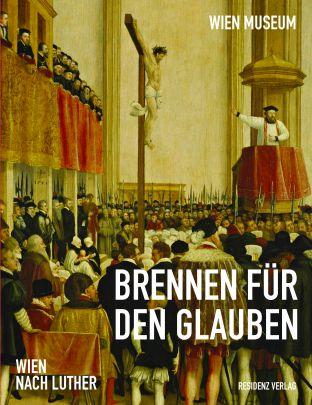 """Coverabbildung von """"Brennen für den Glauben"""""""