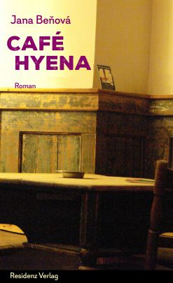 """Coverabbildung von """"Café Hyena"""""""