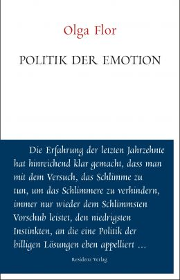 Politics of emotion