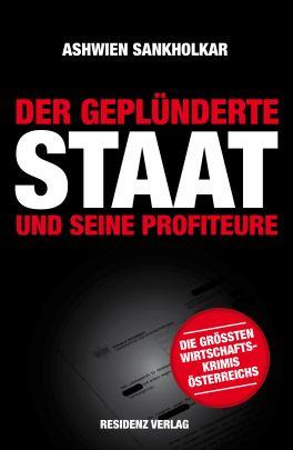 """Coverabbildung von """"Der geplünderte Staat und seine Profiteure"""""""
