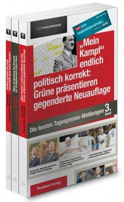 """Coverabbildung von """"Die Tagespresse"""""""