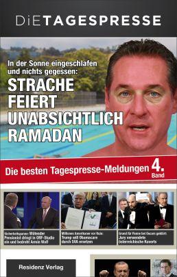 """Coverabbildung von """"In der Sonne eingeschlafen und nichts gegessen: Strache feiert unabsichtlich Ramadan"""""""