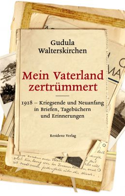 "Coverabbildung von ""My homeland in ruins"""