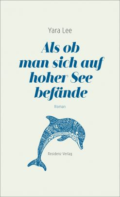 "Coverabbildung von ""Like riding the high seas"""