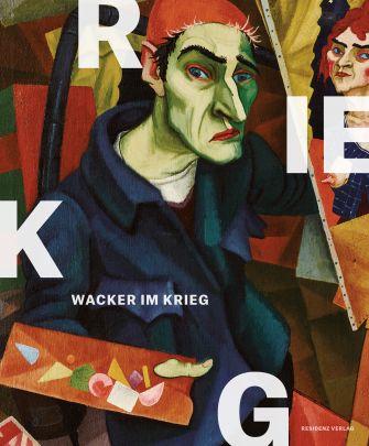 """Coverabbildung von """"Wacker im Krieg"""""""