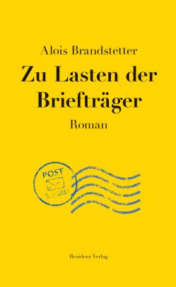 "Coverabbildung von ""At the postman's expense"""