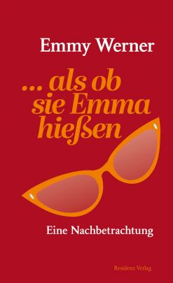 "Coverabbildung von ""… as if they were called Emma"""