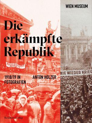 """Coverabbildung von """"Die erkämpfte Republik"""""""