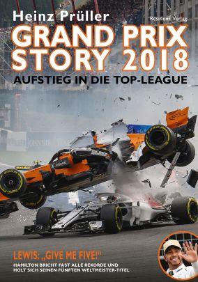 "Coverabbildung von ""Grand Prix Story 2018"""