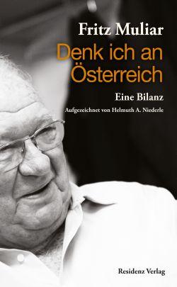 """Coverabbildung von """"Denk ich an Österreich"""""""