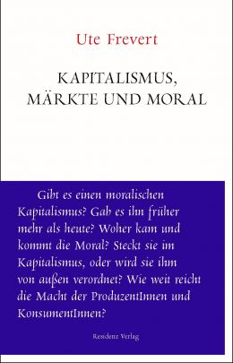 "Coverabbildung von ""Markets and Morality"""