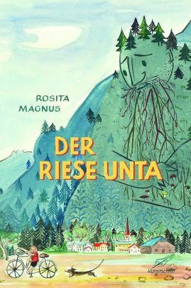 """Coverabbildung von """"Der Riese Unta"""""""