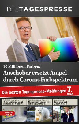 """Coverabbildung von """"Nicht grüßen, keine sozialen Kontakte: Wien perfekt für Corona gerüstet"""""""