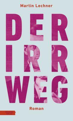 """Coverabbildung von """"Der Irrweg"""""""