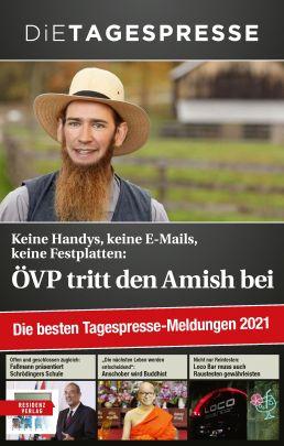 """Coverabbildung von """"Die besten Tagespresse-Meldungen 2021"""""""