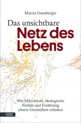 """Coverabbildung von """"Das unsichtbare Netz  des Lebens"""""""