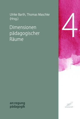 """Coverabbildung von """"Dimensionen pädagogischer Räume"""""""